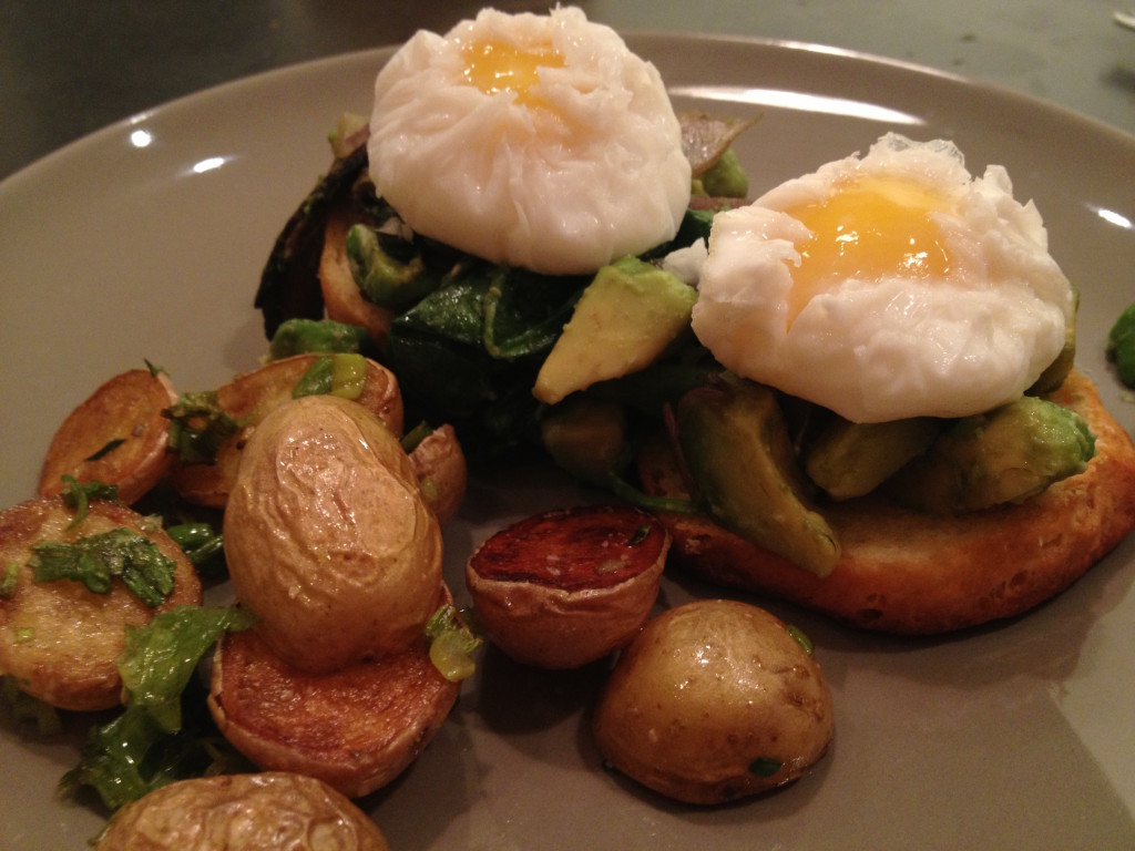 duck_poached_eggs