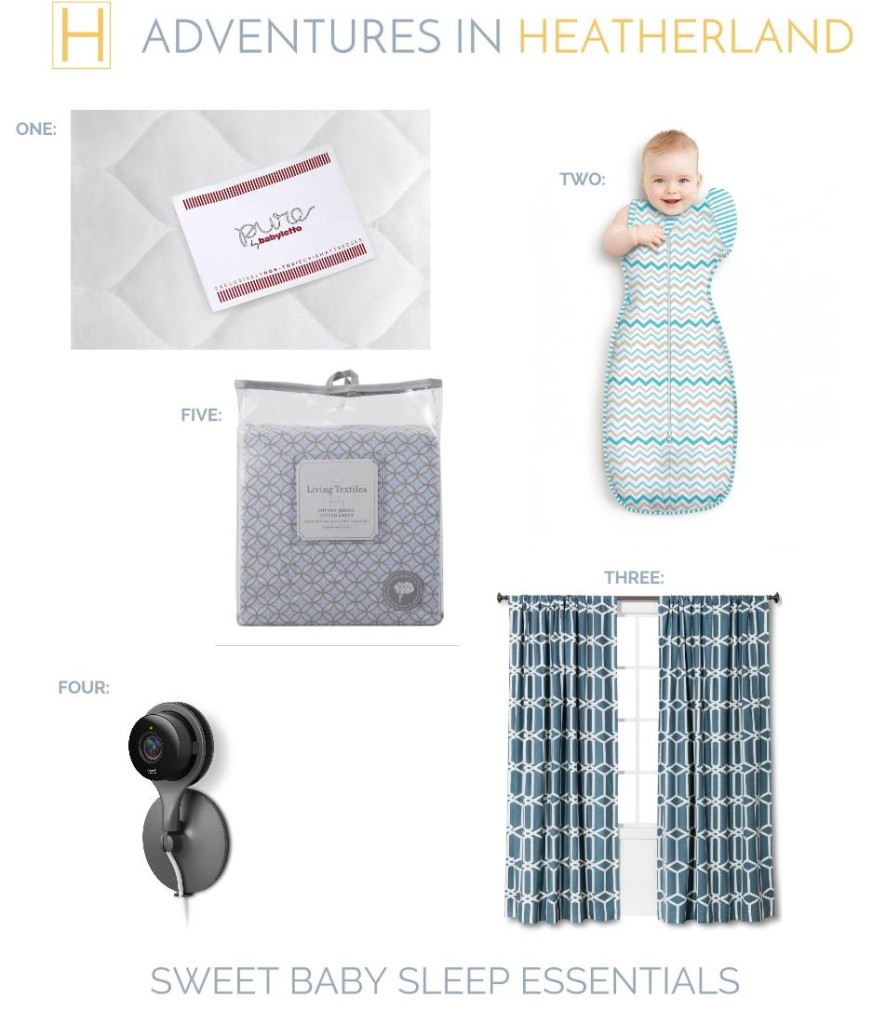 SWEET BABY SLEEP ESSENTIALS